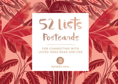 52 Lists Postcards