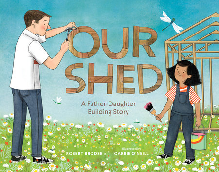 Our Shed by Robert Broder