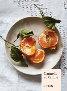Cannelle et Vanille Notes (Journal)