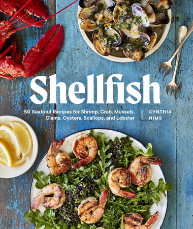Shellfish by Cynthia Nims