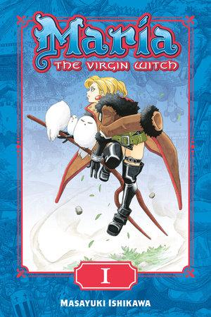 Maria the Virgin Witch 1 by Masayuki Ishikawa