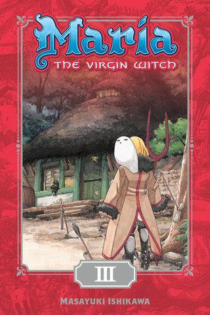 Maria the Virgin Witch 3 by Masayuki Ishikawa