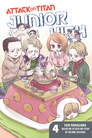 Attack on Titan: Junior High 4 by