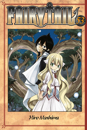 FAIRY TAIL 53 by Hiro Mashima