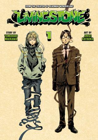 Livingstone 1 by Tomohiro Maekawa