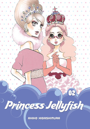 Princess Jellyfish 2 by Akiko Higashimura