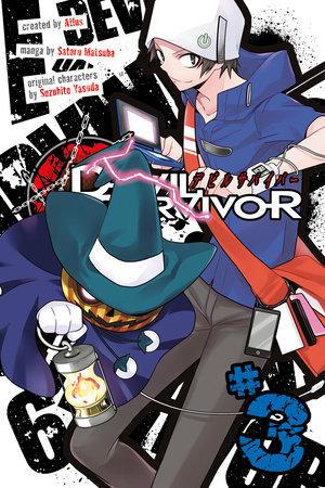 Devil Survivor 3 by Satoru Matsuba