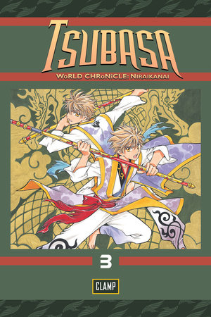 Tsubasa: WoRLD CHRoNiCLE 3 by CLAMP