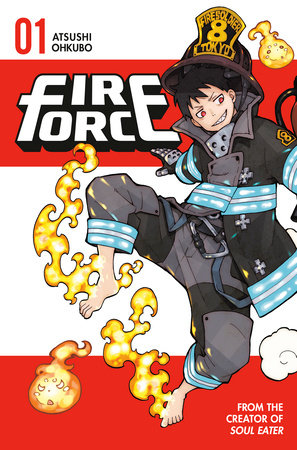 Fire Force 1 by Atsushi Ohkubo