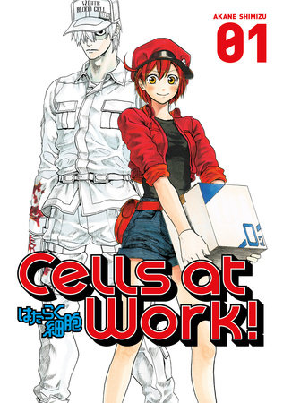 Cells at Work! 1 by Akane Shimizu