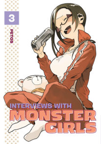 Interviews with Monster Girls 3