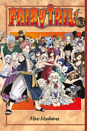 FAIRY TAIL 63 by Hiro Mashima