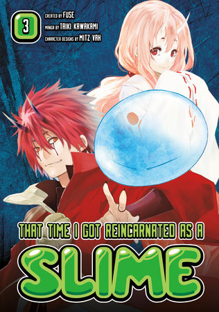 That Time I Got Reincarnated as a Slime 3 by Fuse