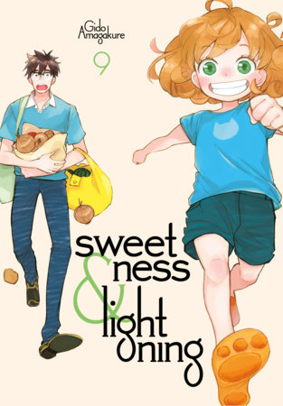 Sweetness and Lightning 9 by Gido Amagakure