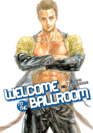 Welcome to the Ballroom 7 by Tomo Takeuchi