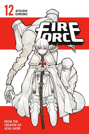 Fire Force 12 by Atsushi Ohkubo