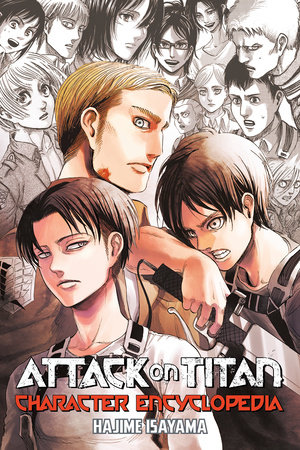 Attack on Titan Character Encyclopedia by