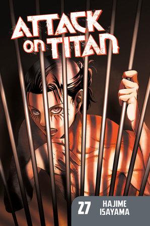 Attack on Titan 27 by Hajime Isayama