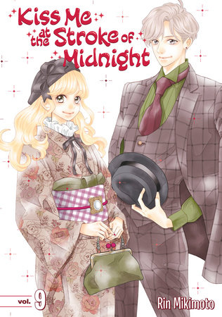 Kiss Me at the Stroke of Midnight 9 by Rin Mikimoto