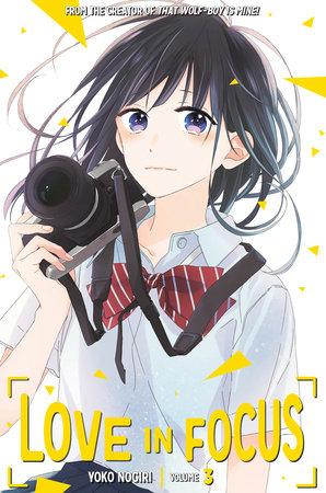 Love in Focus 3 by Yoko Nogiri