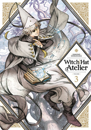 Witch Hat Atelier 3 by Kamome Shirahama