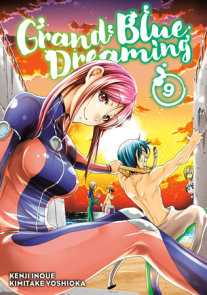 Grand Blue Dreaming 9