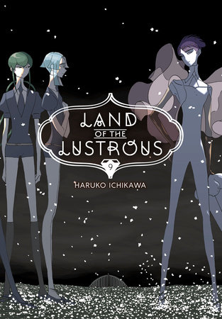 Land of the Lustrous 9 by Haruko Ichikawa