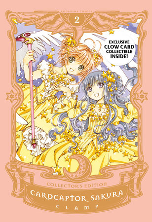 Cardcaptor Sakura Collector's Edition 2 by CLAMP