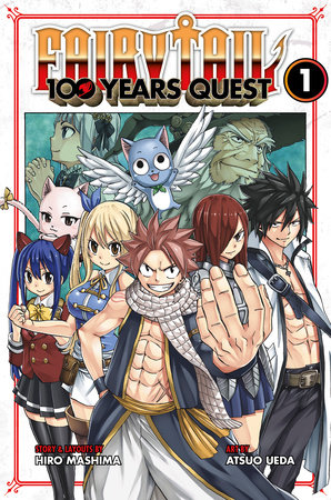 FAIRY TAIL: 100 Years Quest 1 by Hiro Mashima