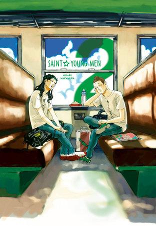 Saint Young Men Omnibus 2 (Vol. 3-4) by Hikaru Nakamura
