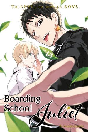 Boarding School Juliet 13 by Yousuke Kaneda