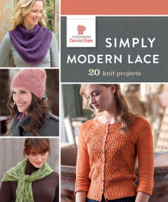 Simply Modern Lace