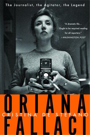 Oriana Fallaci by Christina De Stefano