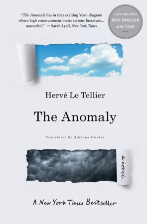 The Anomaly by Hervé Le Tellier