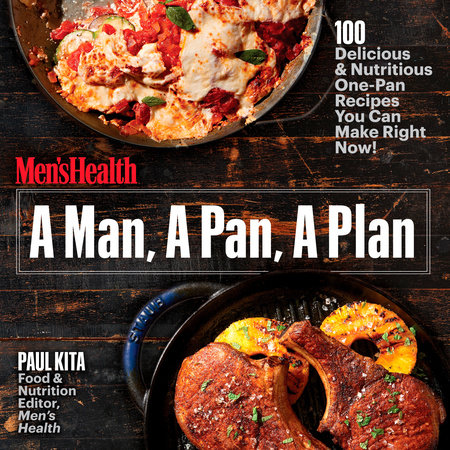 A Man, A Pan, A Plan by Paul Kita