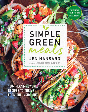 Simple Green Meals by Jen Hansard