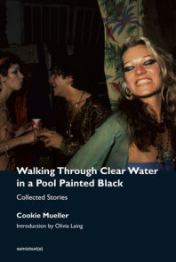 Walking Through Clear Water in a Pool Painted Black, new edition