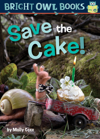 Save the Cake! by Molly Coxe