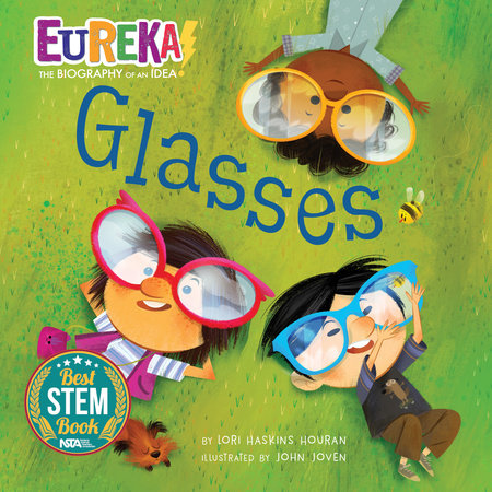 Glasses by Lori Haskins Houran; Illustrated by John Joven