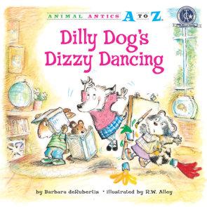 Dilly Dog's Dizzy Dancing