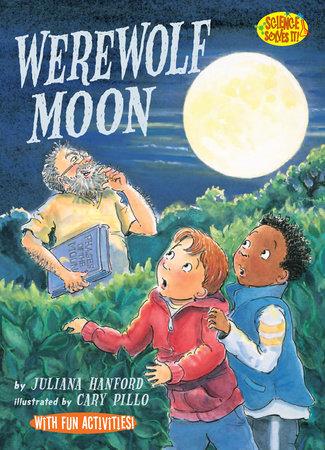 Werewolf Moon by Juliana Hanford