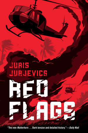 Red Flags by Juris Jurjevics