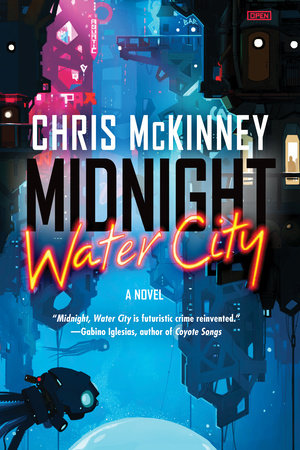 Midnight, Water City by Chris Mckinney