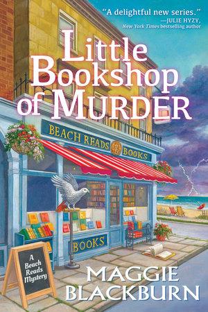 Little Bookshop of Murder by Maggie Blackburn