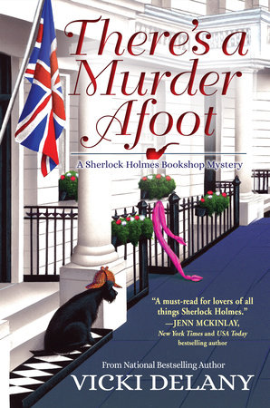 There's a Murder Afoot by Vicki Delany