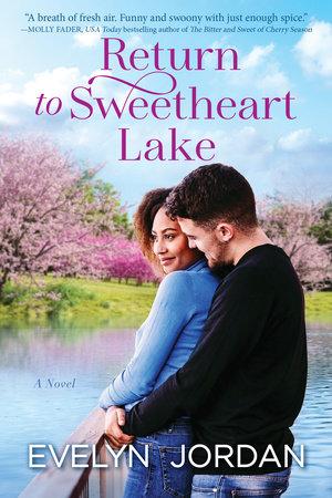 Return to Sweetheart Lake by Evelyn Jordan