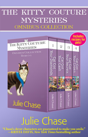 The Kitty Couture Mysteries by Julie Chase