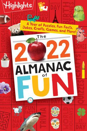 The 2022 Almanac of Fun by