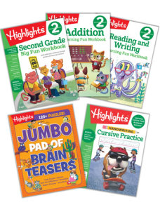 Second Grade Learning Fun Bundle