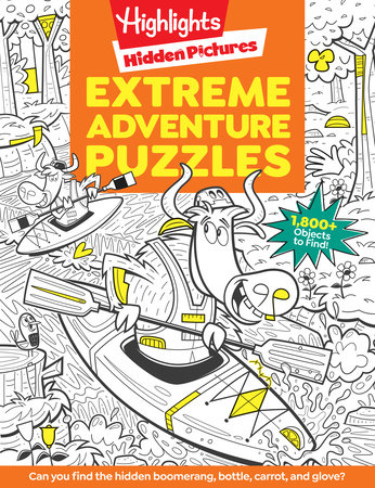 Extreme Adventure Puzzles by